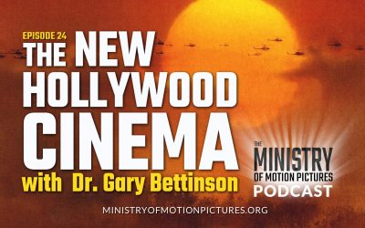The New Hollywood Cinema with Dr. Gary Bettinson