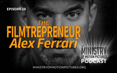 The Filmtrepreneur Alex Ferrari