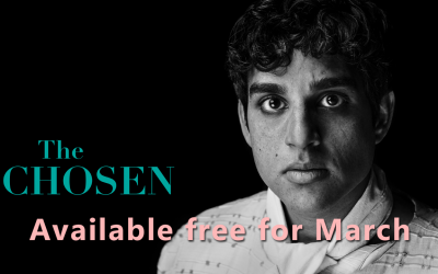 The Chosen available to watch for FREE through the month of March