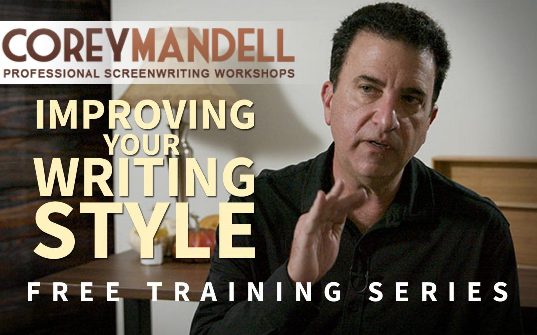 Corey Mandell offers free training for writers