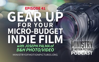 Gear Up for Your Micro-budget Indie Film with B&H