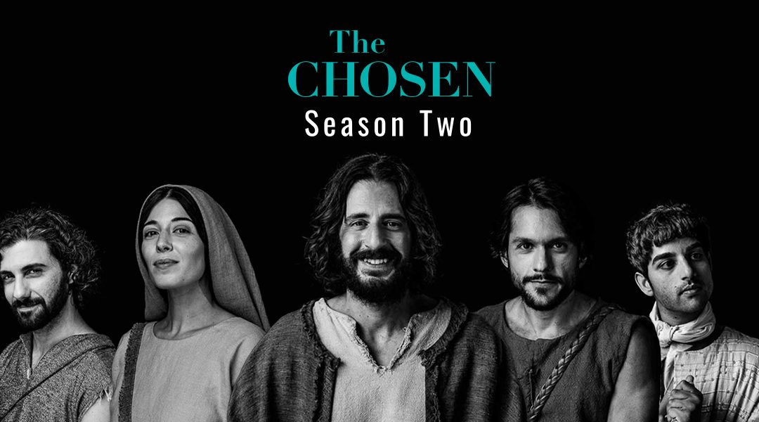 Season 2 Premiere of the Chosen is tonight!