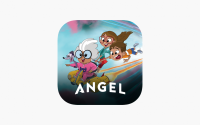 Angel Studios now has an app to watch their content